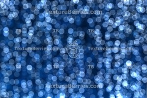 Abstract bokeh blue background