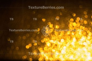Golden abstract festive background